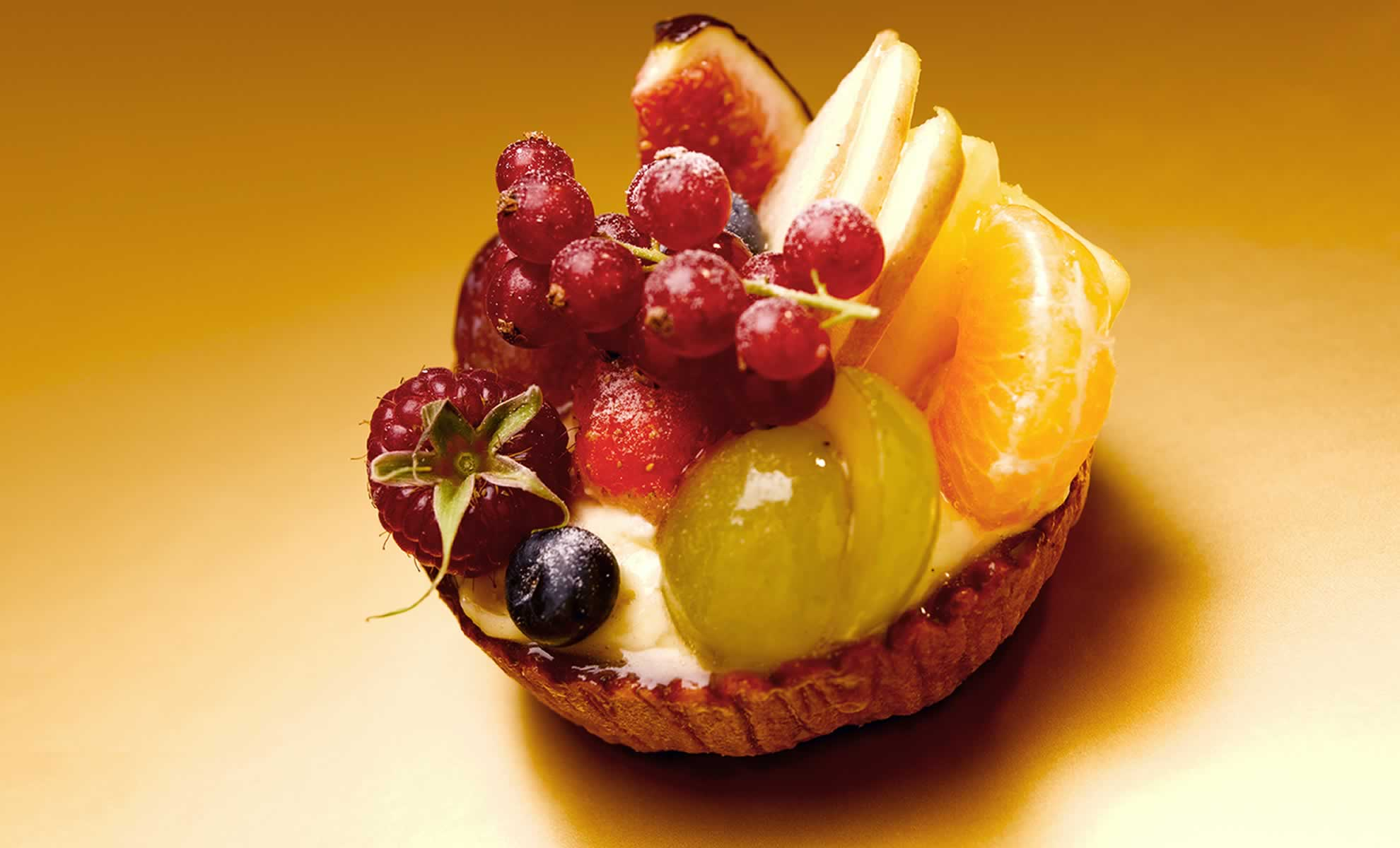 Patisserie Kuyt Tarte aux Fruit
